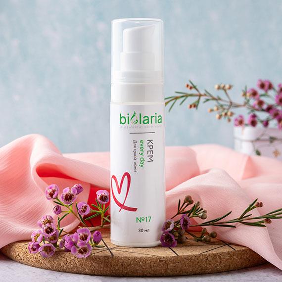 Защитный крем №17 для сухой кожи